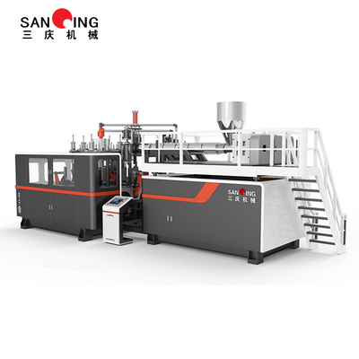 SQ-6/8 3L Moldes Hlgh Speed ​​Rotary Blow Molding Machine